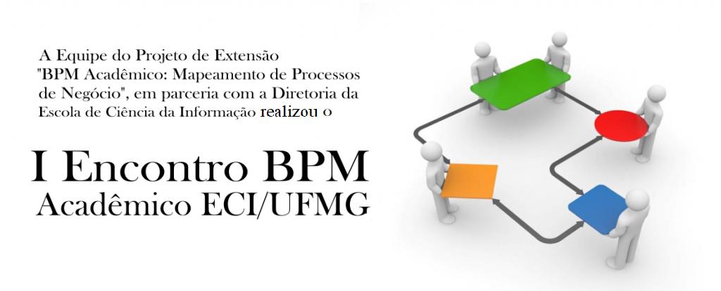 I Encontro BPM Acadêmico ECI/UFMG
